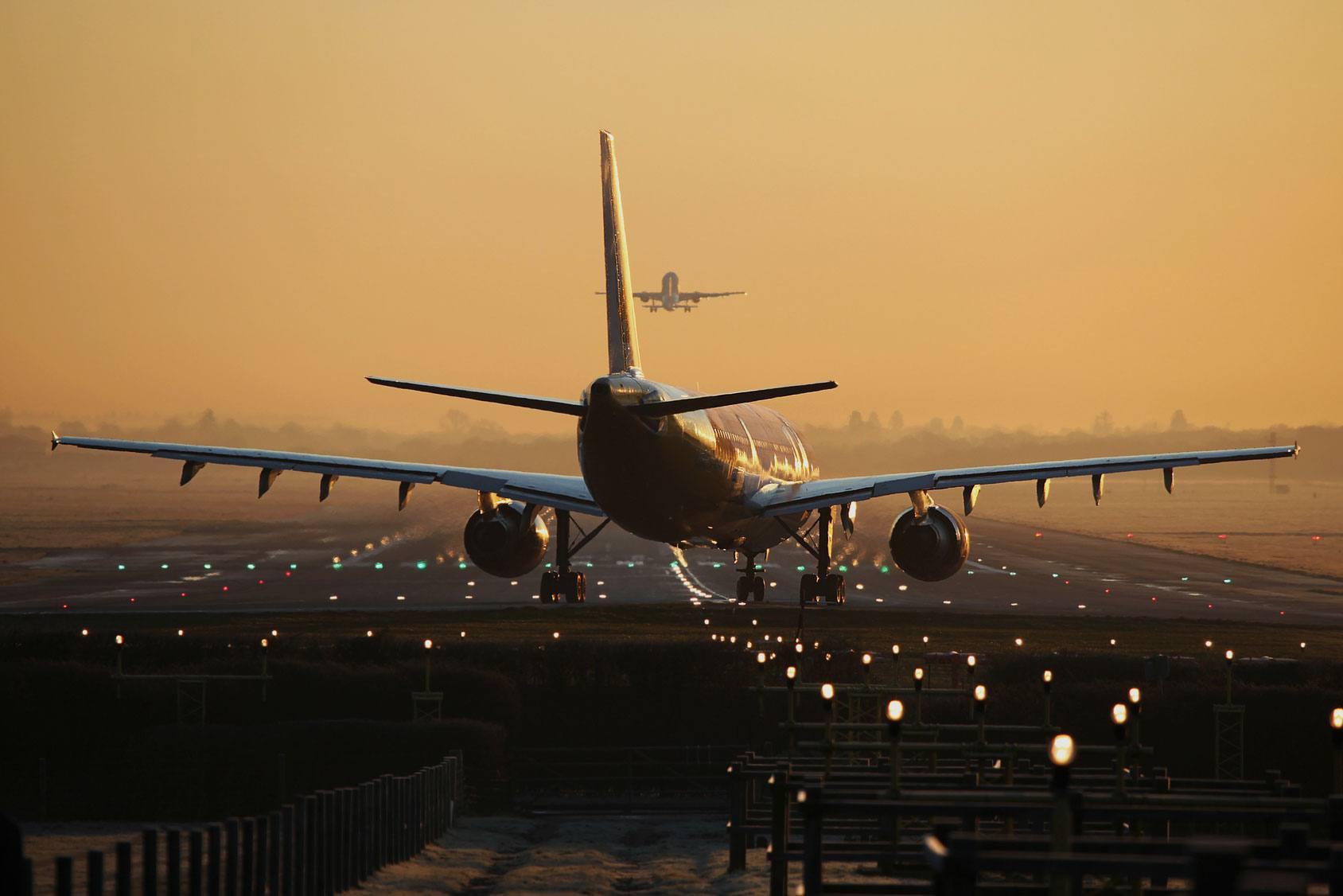 Major UK Airport
