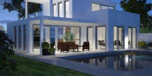 Luxury Homes sector