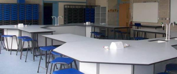 Avonbourne Science Lab Refurbishment